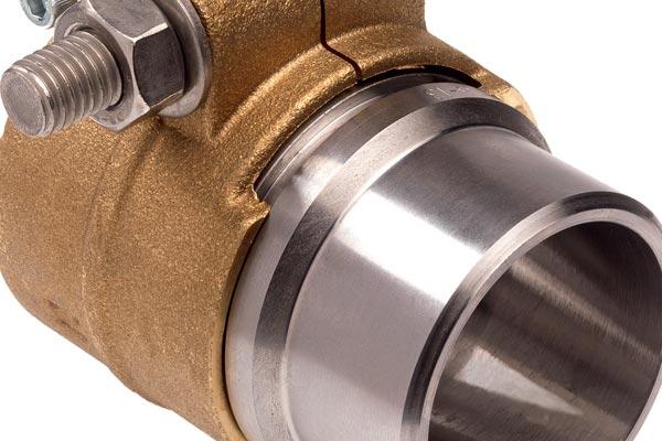 Raccord à souder sur acier - chauffage PN6 SDR 11