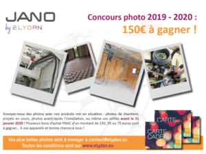 Concours photos de Jano groupe ELYDAN