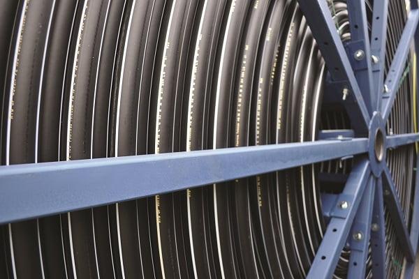 Gaine PE100 Flex Com pour la fibre optique