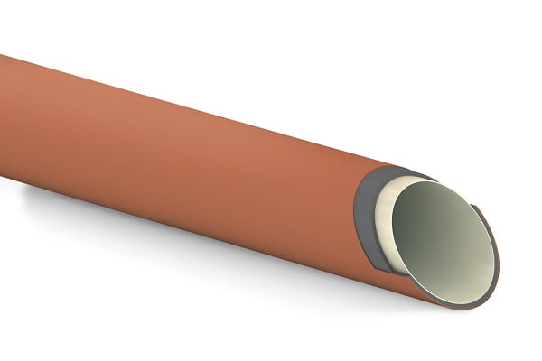 Tube pour l'assainissement gravitaire Tripplo+