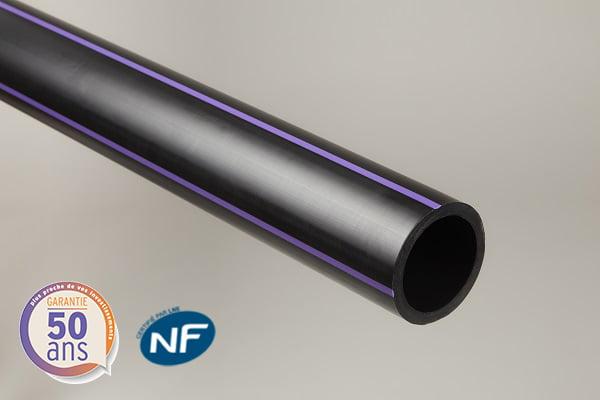 Le tube Green 100 pour arrosage certifié à la marque NF